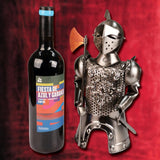 Sir Galahad Wine Caddy