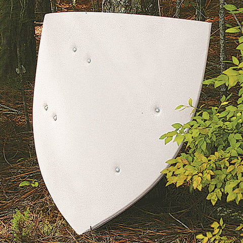 Small Unpainted Shield