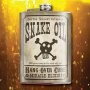 Snake Oil Flask - Costumes and Collectibles
