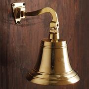 Standard Mount Brass Ship's Bell