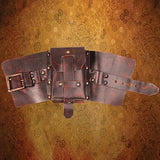 Steampunk Wrist Monoculator Leather Pouch