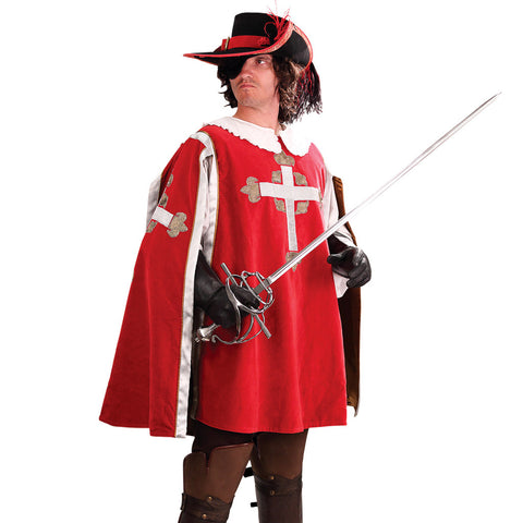 The Cardinal's Guard Tabard - Costumes and Collectibles