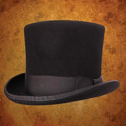 Victorian Top Hat - Black