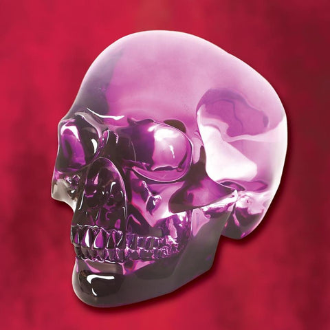 Amethyst Skull - costumesandcollectibles