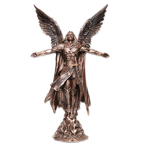 Ascending Angel Statue - costumesandcollectibles