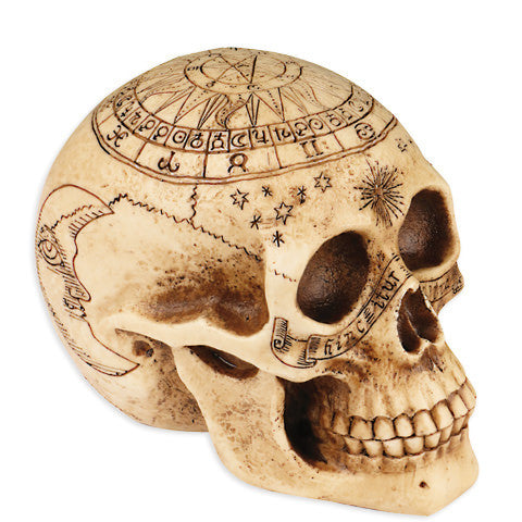 Astrology Skull - costumesandcollectibles