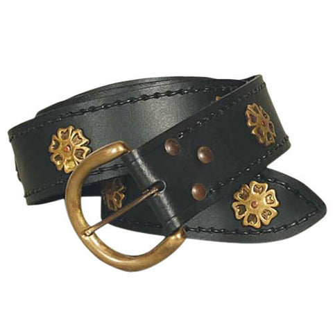 Black Knightly Belt - Costumes and Collectibles