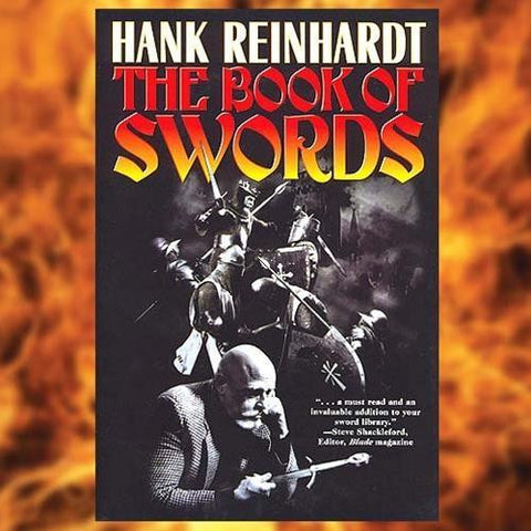 """The Book of Swords"" Paperback By Hank Reinhardt - costumesandcollectibles"