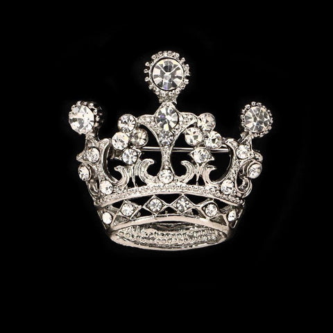 Royal Crown Pin - Costumes and Collectibles