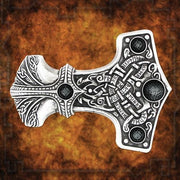 Thunder Hammer Belt Buckle - Costumes and Collectibles