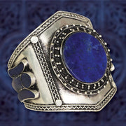 Viking Lapis Cuff Bracelet - Costumes and Collectibles