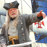 Buccaneer Pirate Coat - costumesandcollectibles