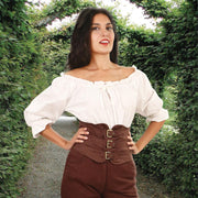 Buckled Waistlet Cincher - costumes and collectibles