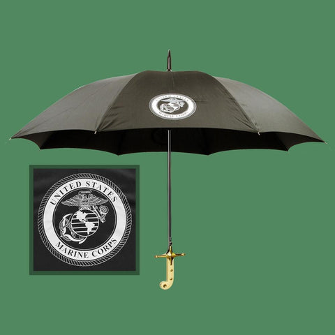 US Marine Corps Officers Umbrella
