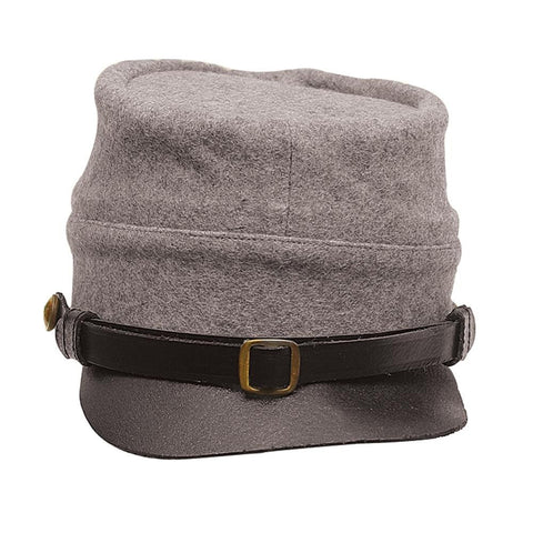Civil War Kepi for Enlisted Men CSS
