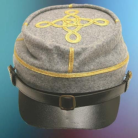 Officer's Kepi - Captain - Confederate