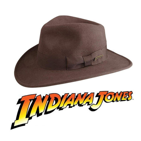Official Indiana Jones Fedora Hat