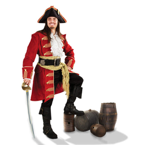 Captain Morgan Coat - Costumes and Collectibles