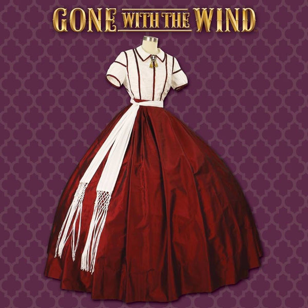 Gone with the Wind - Christmas Gown