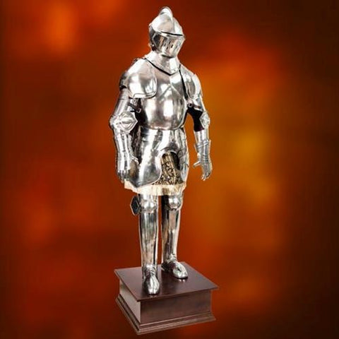 Duke of Burgundy Suit of Armor - costumesandcollectibles