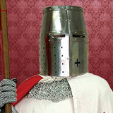 Crusader Helmet - Costumes and Collectibles