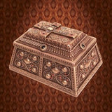 Crusader Trinket Box - costumesandcollectibles