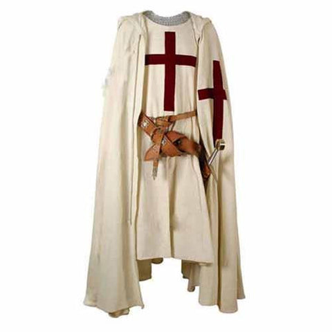 crusaders-cape  sc 1 st  Costumes and Collectibles & Knights Templar Costumes crusades and Accessories for sale