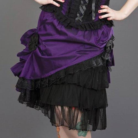Diva Taffeta Skirt - costumesandcollectibles