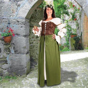 Country Maid Overdress - Costumes and Collectibles