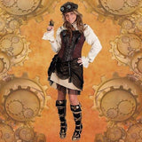 Engineer Corset - costumesandcollectibles.com