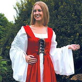 Fair Maiden's Dress - costumesandcollectibles