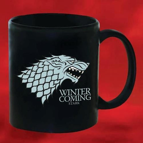 Game of Thrones Stark Sigil Mug