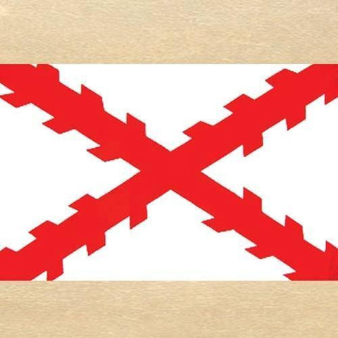 Cross of Ensign Flag - costumesandcollectibles