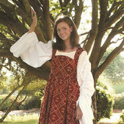 Fleur-de-lis Dress - costumesandcollectibles