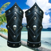 Dead Man's Pirate Vambraces - costumesandcollectibles