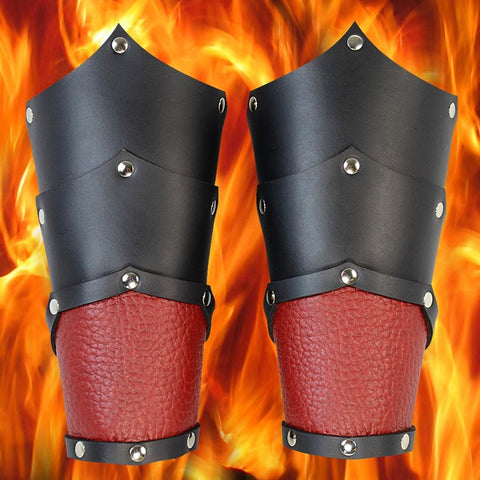 Dragon Slayer Vambraces - costumesandcollectibles
