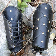 Leather Vambraces