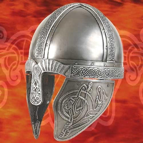Embossed Viking Helmet - costumesandcollectibles