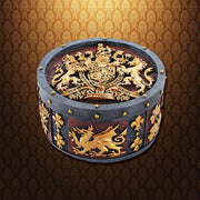 Coat of Arms Trinket Box - Costumes and Collectibles