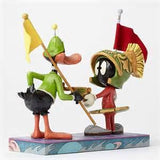 Jim Shore Marvin Martian Duck Dodgers Figure