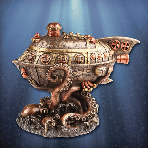Nautilus Trinket Box