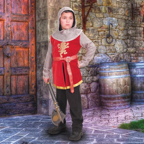 Sir Lancelot Tunic for Children - Costumes and Collectibles
