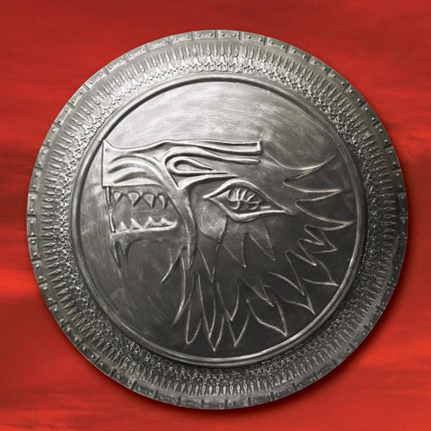 Stark Infantry Shield by Valyrian Steel