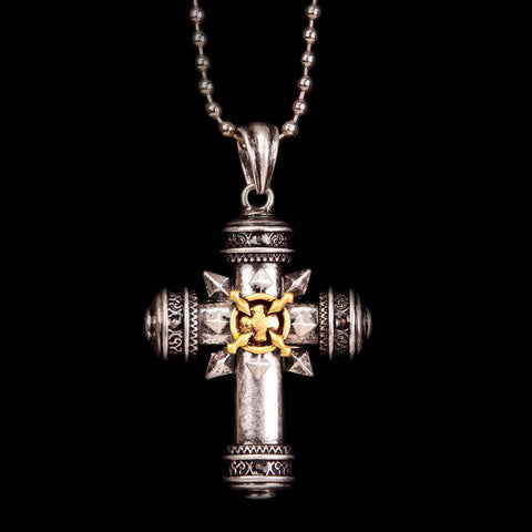 Cross of Chaos Necklace - Costumes and Collectibles