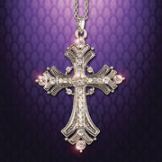 Guinevere Cross Necklace