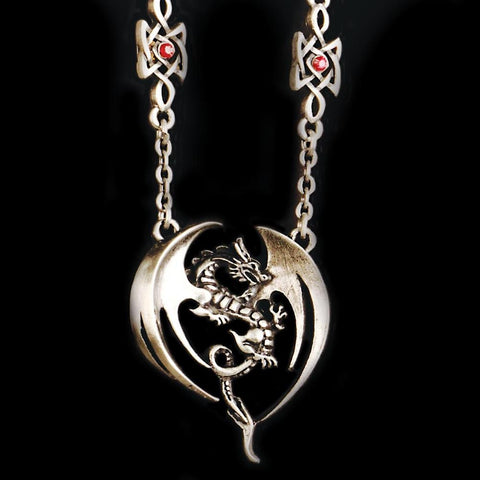 Winged Dragon Pendant - Costumes and Collectibles