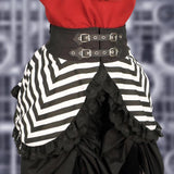 Peplum Overskirt - Costumes and Collectibles