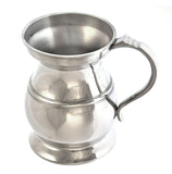 Baluster Pewter 1 Pint Tankard - Costumes and Collectibles