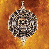 Pirate Pendant With Hidden Scimitar - Skull