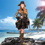 Pirate Queen Coat - Costumes and Collectibles